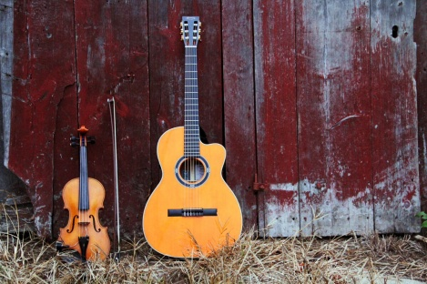 Celtic Fiddle and Guitar